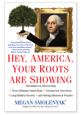 Hey America, Your Roots Are Showing