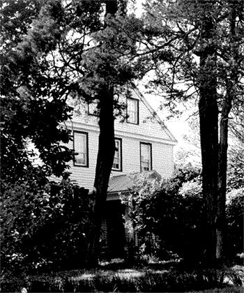 Joseph J. Gray's home