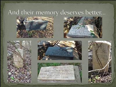 Westside Cemetery Preservation Association