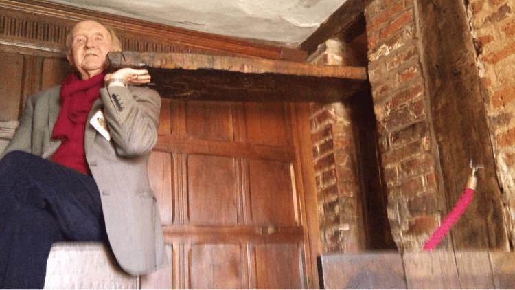 Priest Hiding Places