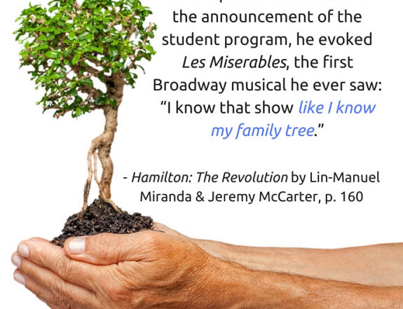 Miranda family tree quote 2