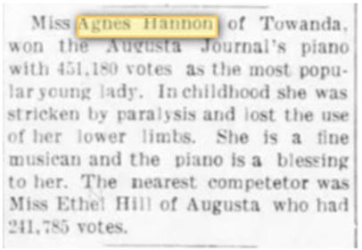 Agnes Hannon