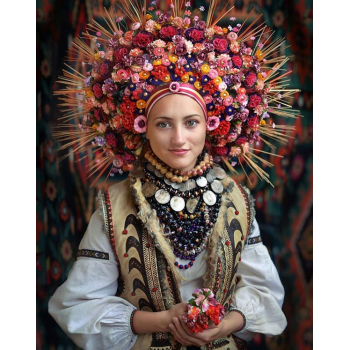 Ukrainian Flower Crown