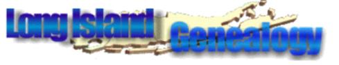 Long Island Genealogy logo