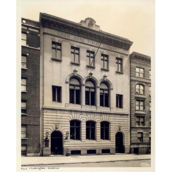 New York Public Library Fort Washington branch