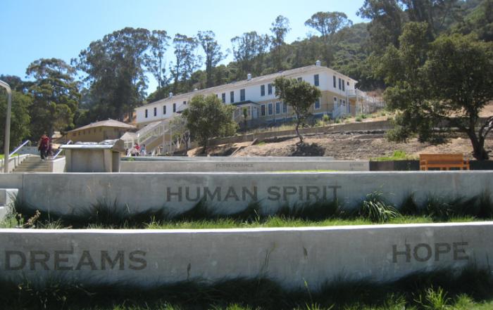 U.S. Immigration Station - Angel Island CA