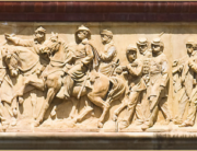 Union Soldiers Frieze -- National Building Museum