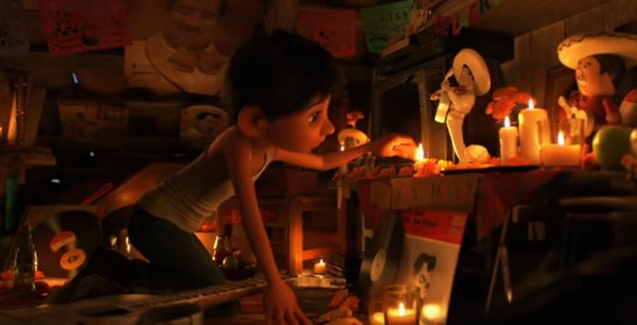 Coco movie trailer