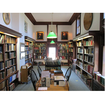 Sturgis Library Barnstable MA